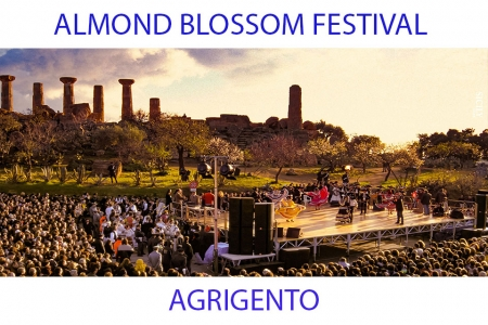 Almond Blossom Fest - Valley of the Temples